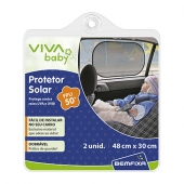 Foldable Sun Protector For Car